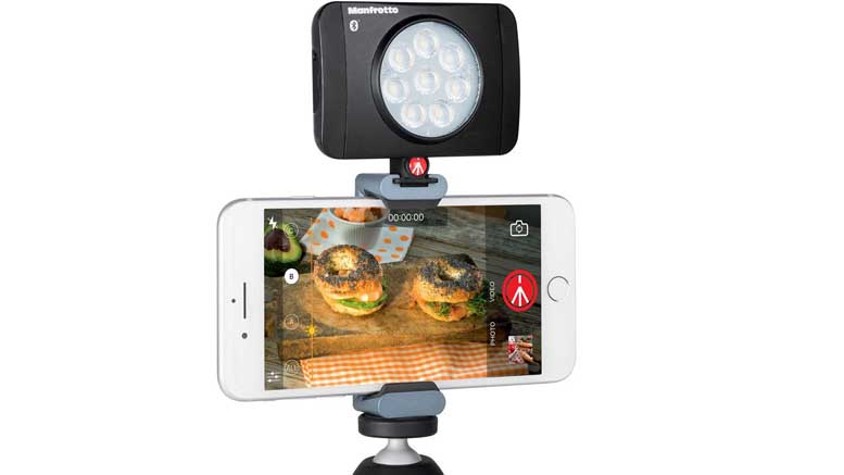 smartphone camera accessories lighting for smartphone filming videos