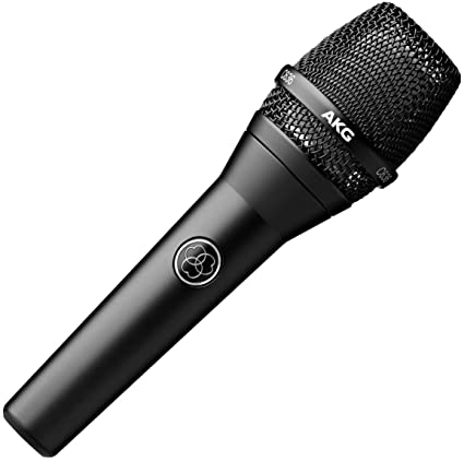 AKG C636 microphone for podcasts voiceover live streaming best mic