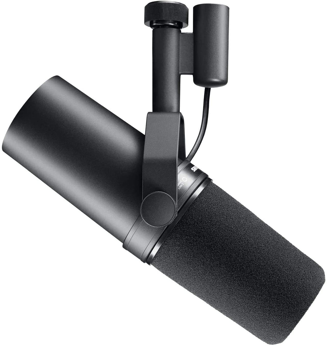 Shure SM7B microphone for singing best mics for vocals