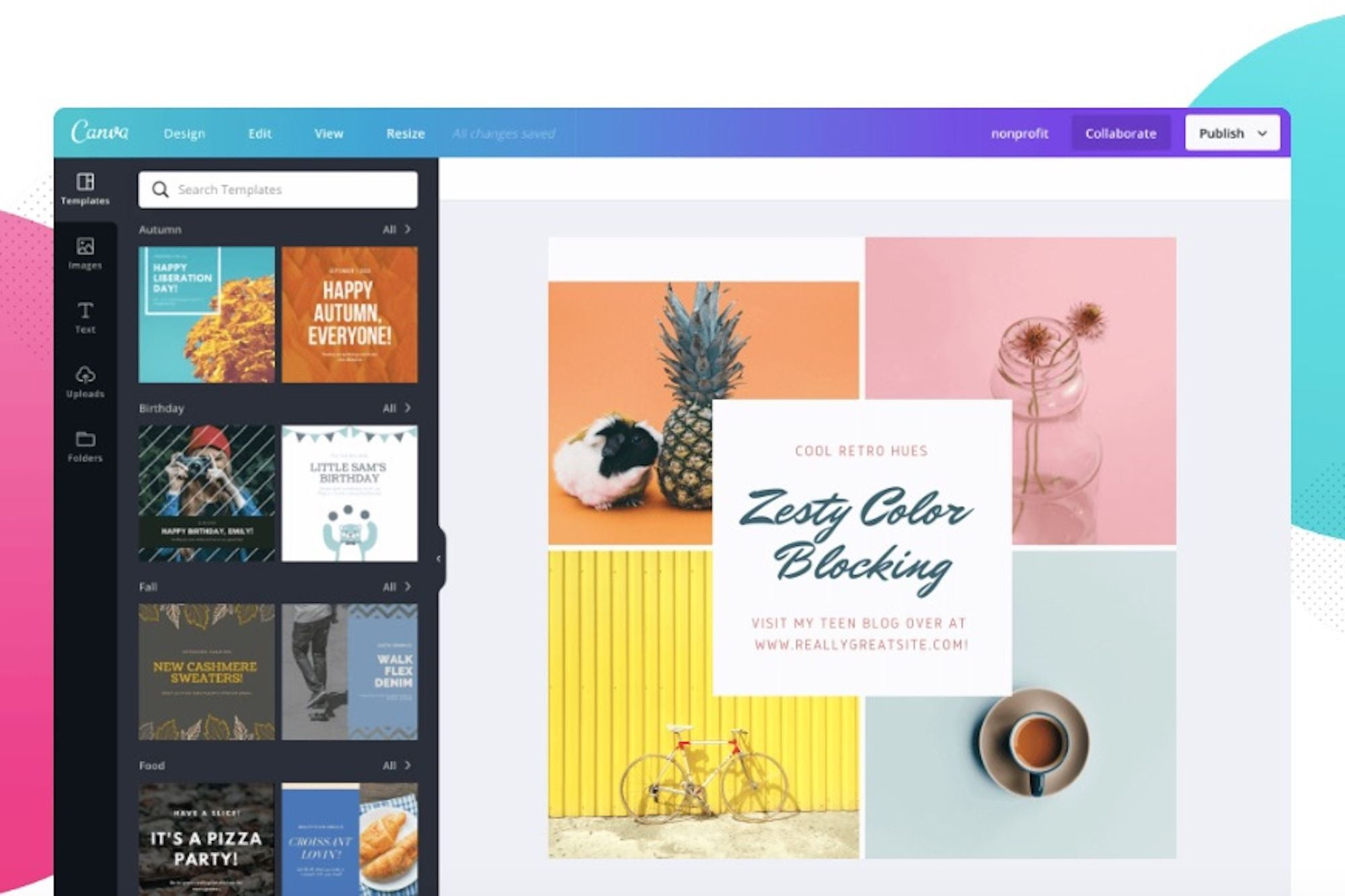 canva content creation apps social media apps content apps