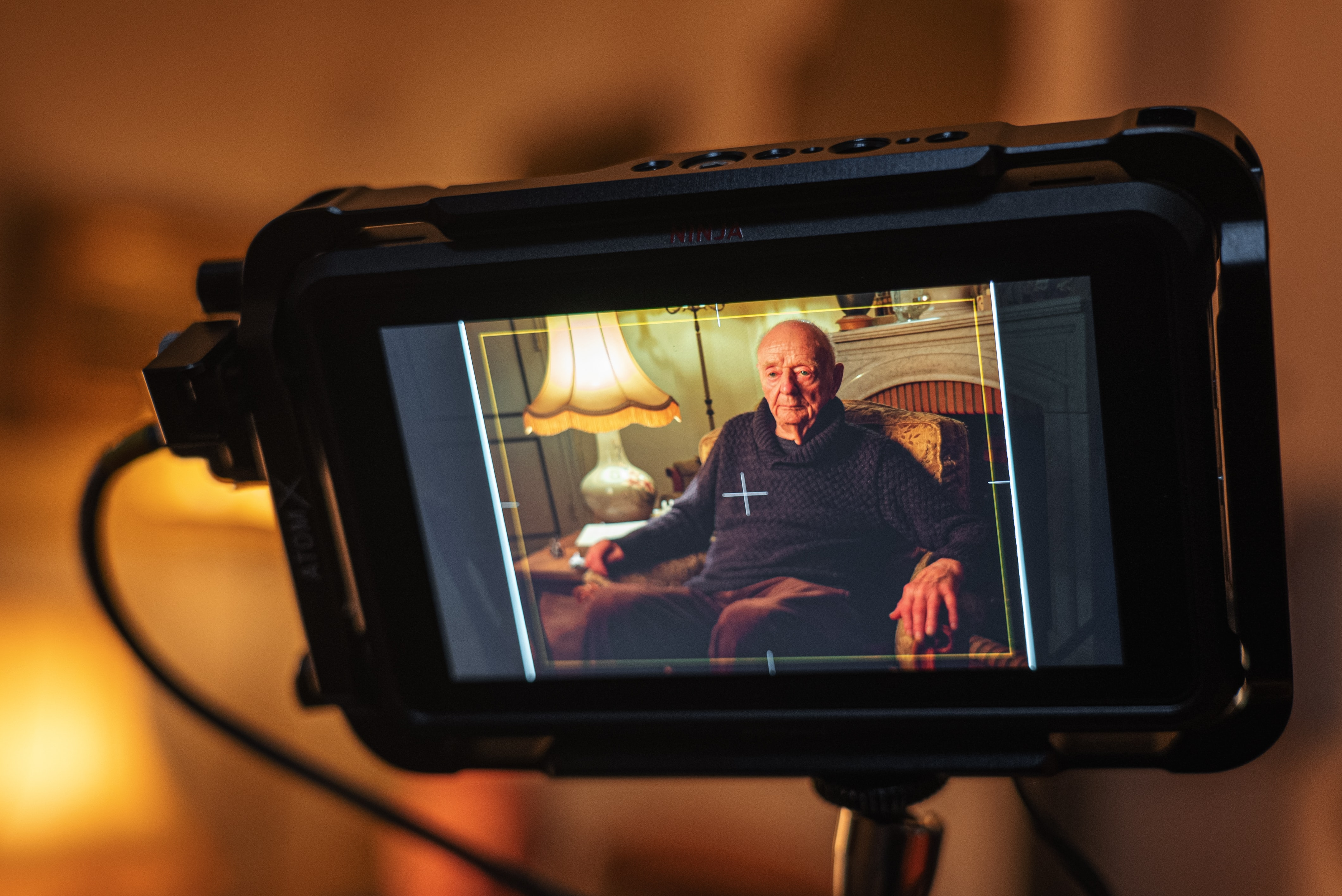 shot types and framing how to film an interview documentary indie filmmaker