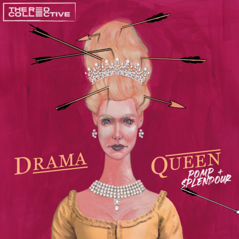 drama queen pomp and splendor the red collective production music classical music film music