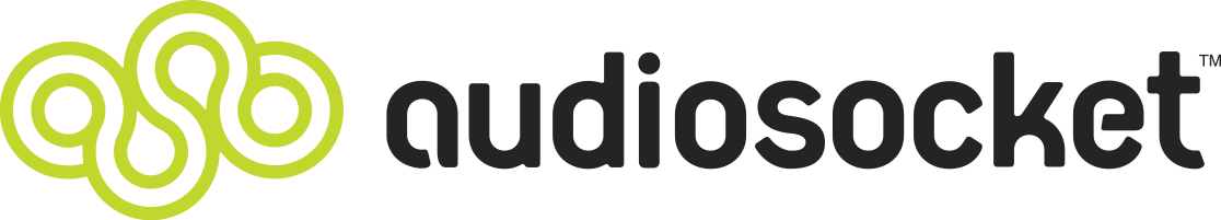 audiosocket logo music promotion for artists music licensing music placements sync artists